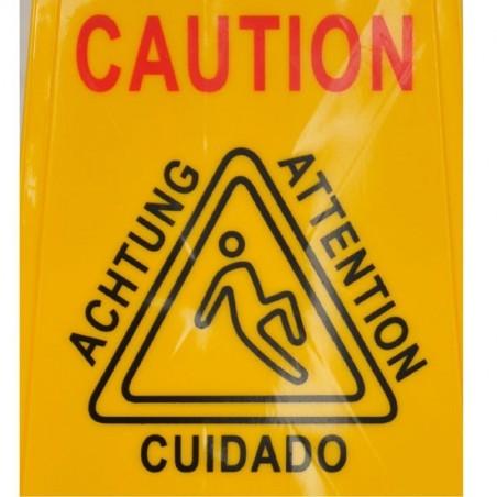 Panneaux de signalisation sols humides