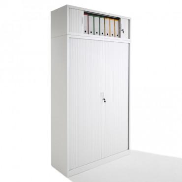 Réhausse pour armoire rideaux H.40xL.120xP.46cm