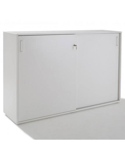 armoire porte coulissante hauteur 1m05 negostock. Black Bedroom Furniture Sets. Home Design Ideas