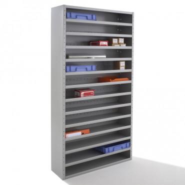 Armoire de rangement atelier - Mobilier d'entreprise - Negostock