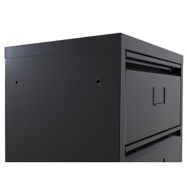 Meuble à clapet 10 cases - mobilier de bureau - Negostock