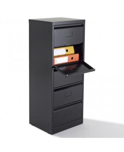 Meuble à clapet 5 cases - mobilier de bureau - Negostock