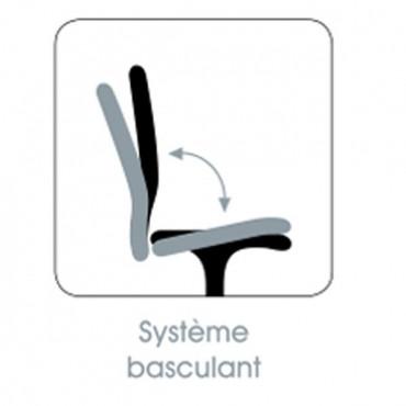 Fauteuil de bureau Caprice - Fauteuil de direction - Negostock